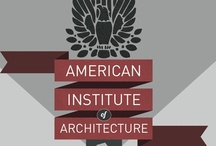 Architecture Infographics / Cool visuals that share information about architecture and building.