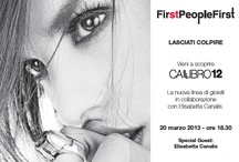 First People First events: Calibro12 @la Rinascente Milano