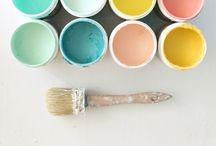 Colour Palettes / by Natalia Creative