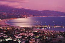 Santa Barbara, CA / Someday I will live in Santa Barbara, CA I ❤️ Santa Barbara / by Fatima Bettencourt