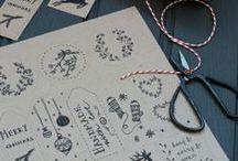 .printable gift tags.
