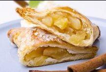Hand Pies / tortinhas rústicas