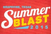 Grapevine, Texas, SummerBlast 2015 / Grapevine's 2015 SummerBlast runs May 22-September 7. Here's everything you can expect to see and do during this year's event!