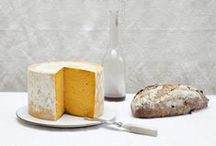 Harvey & Brockless; Cheese Cellar Dairy Photoshoot. / Art Direction by Allies Design Studio, Photography by Uli Schade, Styling by Sania Pell.