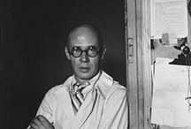 Henry Miller / Henry Valentine Miller (December 26, 1891 – June 7, 1980) was an American writer, expatriated in Paris at his flourishing. He was known for breaking with existing literary forms, developing a new sort of semi-autobiographical novel that blended character study, social criticism, philosophical reflection, explicit language, sex, surrealist free association, and mysticism.