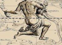 AQUARIUS / I was born February 9th and I have the Sun, Mercury and Mars also in Aquarius.