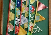 Bunting and Stuff / by Aunt Spicy