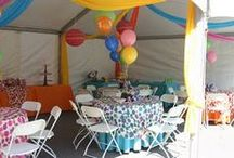 THEN COMES... KID PARTIES! / Celebrate your growing family and all of their milestones!