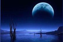 Magical Moon / by Brandi Franzman
