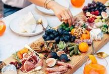 DIPS & APPETIZER RECIPES / A collection of appetizers recipes including dips, chips, and sauces. Side recipes, vegetable recipes, healthy recipes, starter recipes, dip recipes, chip recipes, snack recipes.