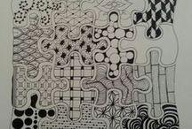 Art and Zentangle