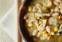 table: soups & stews. / by Cheryl Shaulis