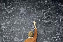 create: chalkboard. / by Cheryl Shaulis