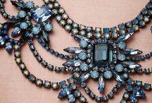 Jewels / Gems, gold and glitz.