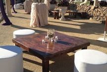 SOCIALIZING / Ideas to help stage the perfect social setting for your event.