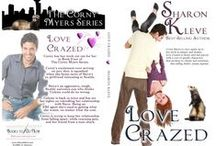 "Love Crazed,  Book Four of The Corny Myers Series / Corny has her work cut out for her in ""Love Crazed"", Book Four in The Corny Myers Series.