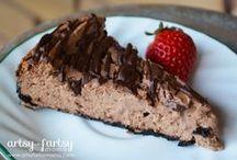 i crave / Just desserts!