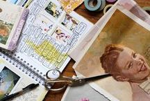create: mixed media & journals. / by Cheryl Shaulis