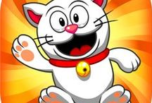 Jumpy Cat  / Jumpy Cat Game for iPhone, iPad, iPod and Android