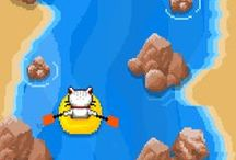 Jumpy Cat Rafting / All about Jumpy Cat Rafting for iOS and Android