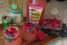 summer drinks / by Dawn Case Howe
