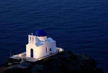 Home is where the heart is! / The most beautiful country in the world! Greece...