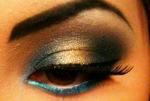 makeup / by Amy Lomnicky