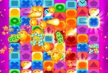 KlickPop Puzzle Panic / A fast paced puzzle matching game with a new twist.