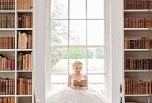 A Book Lovers' Wedding / Ideas and inspiration for your bookish wedding