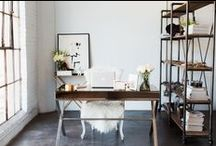 Writing Desk / A place to put pen to paper.  / by Random House