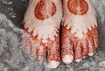 Mehndi / Mehndi (Henna) designs