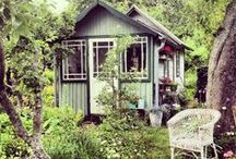 Allotment Inspiration / Gardening ideas for small spaces