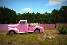 Pink Love! / I'm in love with the color pink! / by Dawn Sweeney