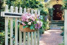 Outside spaces and Porches / by Dawn Sweeney