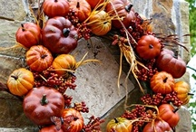 Thanksgiving & autumn / by Jessica Bolof