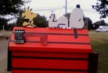 * Funky Mailboxes *