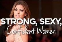 Strong, Sexy, Confident Women! / by Lucille Roberts | The Women's Gym
