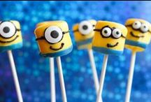 Cake Pops and Brownie Pops / Brownie pops, cake pops, cupcake pops, marshmallow pops, cookie pops, cookie dough pops, cream cheese pops... / by ideadesigns
