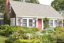 * Cute as a button cottages *