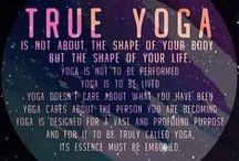 Yoga / by Nancy Lum