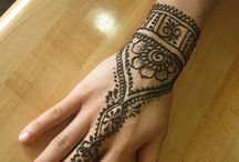 Henna & Nails Ideas / by Jessica Bolof