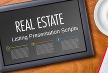 Listing presentation software for realtor