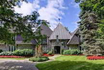 PROFUSION / CHRISTIE'S REAL ESTATE / PROFUSION /CHRISTIE'S REAL ESTATE - Leading Luxury Real Estate -  Contact @LouiseMontgrain 514.608.5050 for listing your house on Pinterest #Montreal #Quebec #Canada / by Louise Montgrain Real Estate Montreal