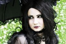 Lovely Gothic  / The dark and beautiful. / by Shilo Collins