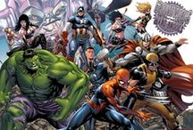 Avengers / The comic books and of course the amazing movie! / by Shilo Collins