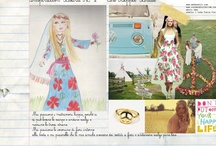 Agata's wedding board  / the world of wedding seen trough the eyes of a ten years girl with a special talents...