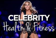 Celebrity Health & Fitness / by Lucille Roberts | The Women's Gym