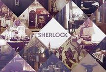 {Geek: 221B Baker Street} / Because Sherlock is fantastic.