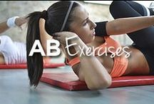 Ab Exercises / by Lucille Roberts | The Women's Gym