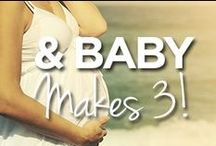 And Baby Makes 3! / by Lucille Roberts | The Women's Gym